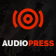 Audiopress | A WordPress Theme for Music Festivals and Bands - ThemeForest Item for Sale