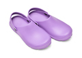Clogs Purple - PhotoDune Item for Sale