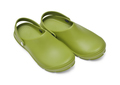 Clogs Green Khaki - PhotoDune Item for Sale