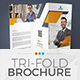 Trifold Brochure Template 10 - GraphicRiver Item for Sale