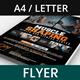 Gym Flyer - GraphicRiver Item for Sale