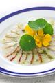 fish carpaccio, italian dish - PhotoDune Item for Sale