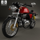 Royal Enfield Continental GT Cafe Racer 2014