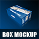 Packaging Box with Handle - GraphicRiver Item for Sale