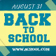 Back to School Facebook Covers - GraphicRiver Item for Sale