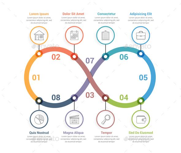 Infinity Infographics - Infographics