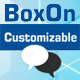 BoxOn Popup Messages