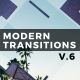 Modern Transitions 5 Pack Volume 6 - VideoHive Item for Sale