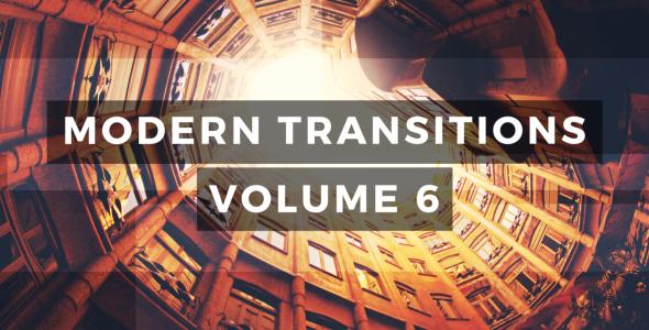 Modern Transitions 5 Pack Volume 6