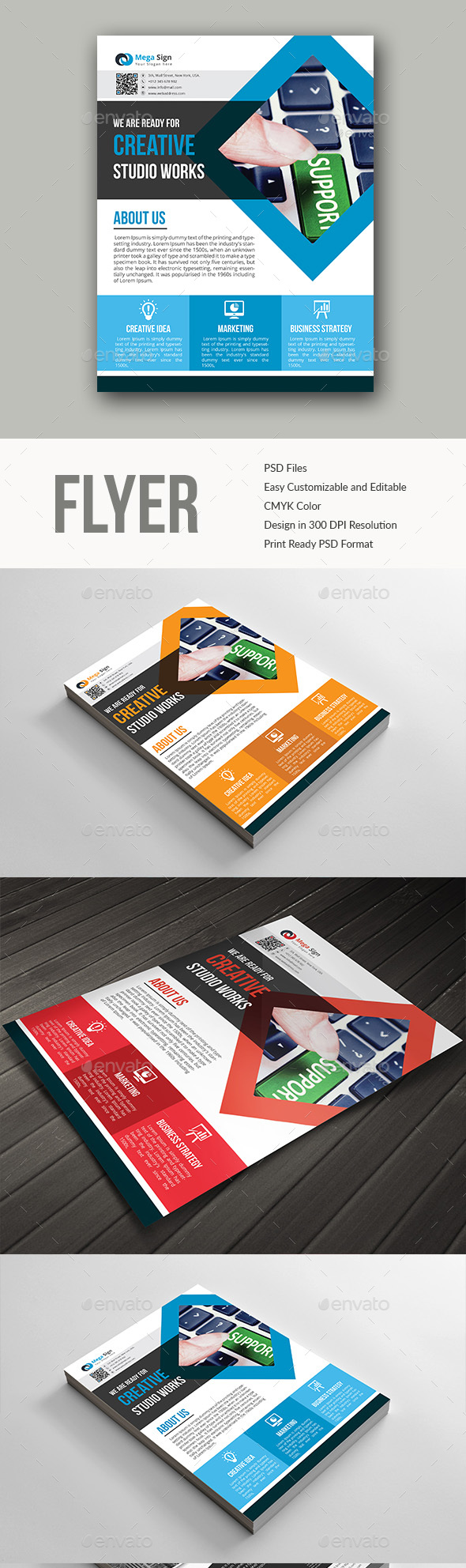 Flyer - Flyers Print Templates