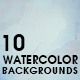 Watercolour Backgrounds - GraphicRiver Item for Sale