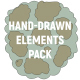 Hand Drawn Elements Pack - VideoHive Item for Sale
