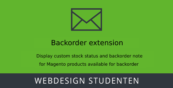 CodeCanyon Back order Extension Magento 2 20467688