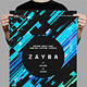 Zayna Flyer / Poster Template - GraphicRiver Item for Sale