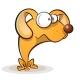 Dog Cartoon.