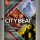 City Beat Flyer / Poster - GraphicRiver Item for Sale