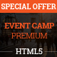 Event Camp - Premium Event Conference HTML - ThemeForest Item for Sale