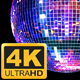 Disco Mirror Ball Loop  4k - VideoHive Item for Sale