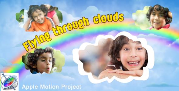 Spring Summer Slideshow - Apple Motion