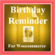 Birthday Reminder For Woocommerce