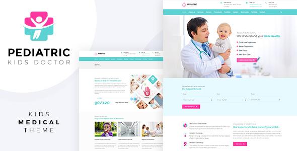 Pediatric Medical | Health, Medical Theme