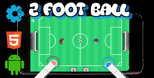 CodeCanyon 2FootBall HTML5 20469441