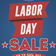Labor Day Sale Flyer Poster