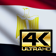 Egypt Flag 4K - VideoHive Item for Sale