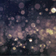 Soft Bokeh Sparkling Particles