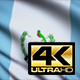 Guatemala Flag 4K - VideoHive Item for Sale