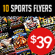 Ultimate Sports Flyer Template Bundle