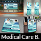 Medical Care Advertising Bundle Vol.2 - GraphicRiver Item for Sale