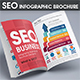 Seo Infographic Brochure - GraphicRiver Item for Sale