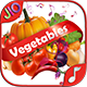 Learn To Speak Vegetable Names - IOS - Android