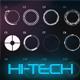 63 Hi-Tech HUD Shapes - GraphicRiver Item for Sale