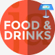 Food & Drinks Keynote Presentation Template - GraphicRiver Item for Sale