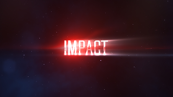 Impact Illumination Titles