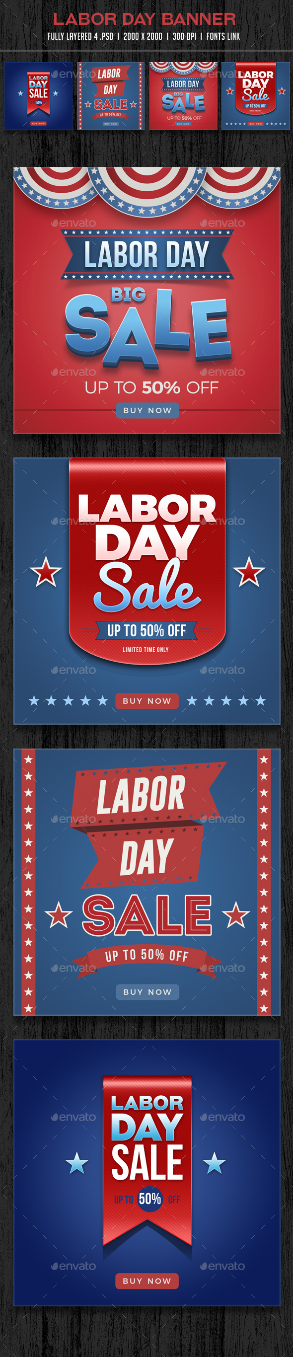GraphicRiver Labor Day Sale Banner 20470716
