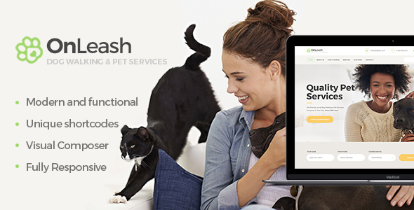 OnLeash | Dog Walking & Pet Services