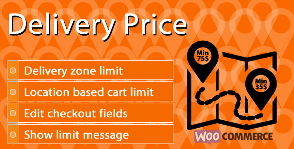 WooCommerce Delivery Price - CodeCanyon Item for Sale