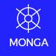 Monga - Multipurpose Bootstrap Templates