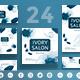 Ivory Salon Social Media Pack