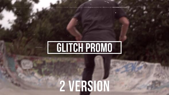 VideoHive Glitch Promo 20471221
