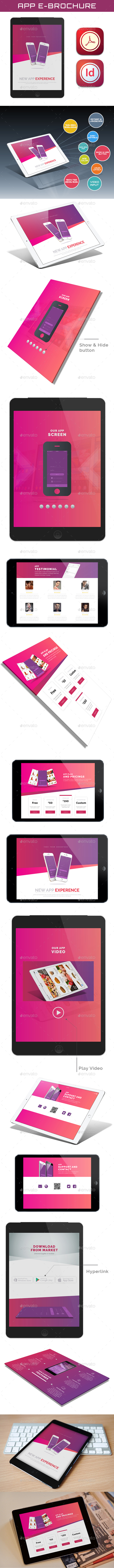 GraphicRiver Mobile App E-brochure 20471234