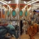 Carousel in an Amusement Park - VideoHive Item for Sale