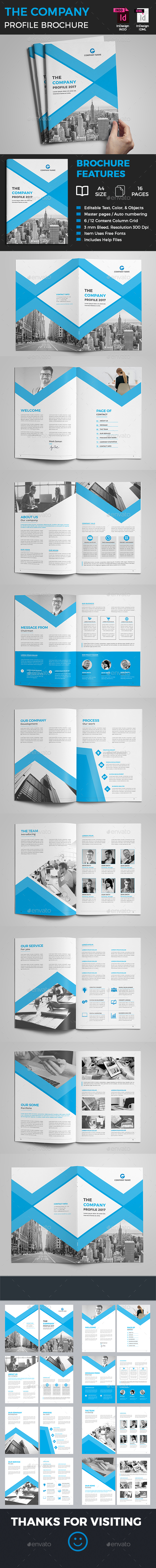 GraphicRiver Corporate Brochure 20471969