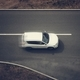 Download Speeding Car Top View from PhotoDune