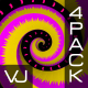 Colorful Spiral VJ Pack - VideoHive Item for Sale