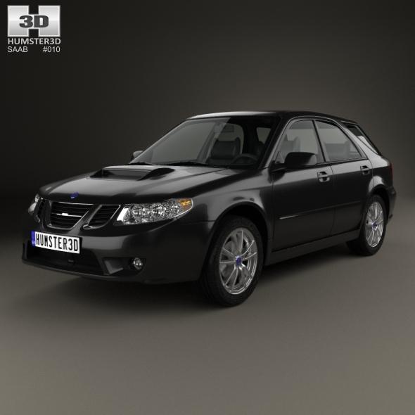 Saab 9-2X 2004