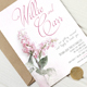Floral Wedding Invitation - GraphicRiver Item for Sale